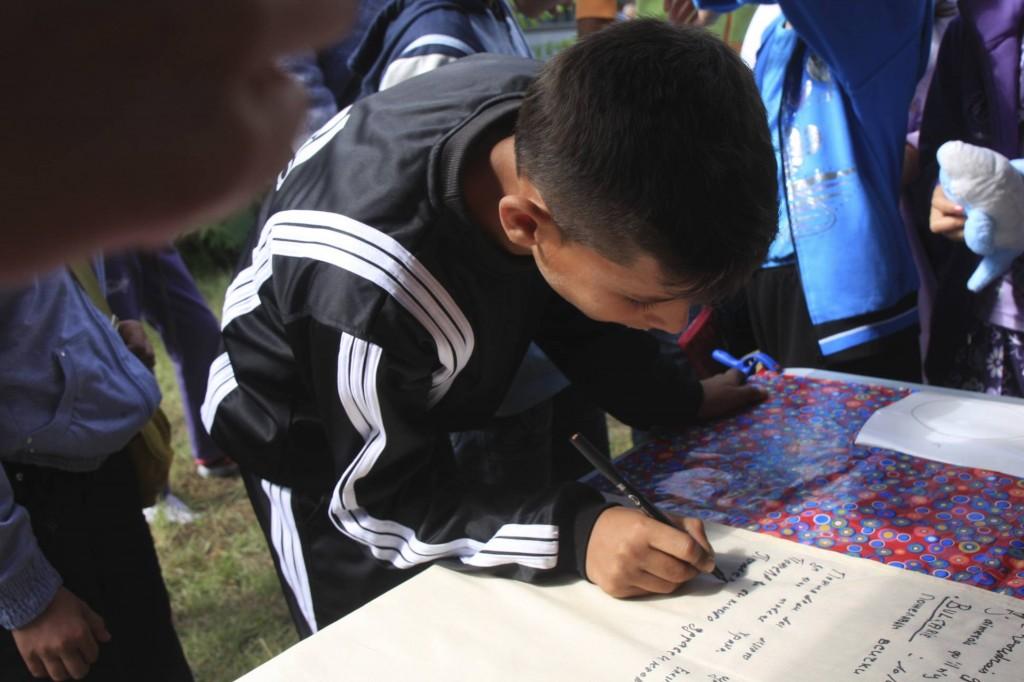 Tour du monde en famille en camping-car: Bulgarie � 11/09/2010 -
