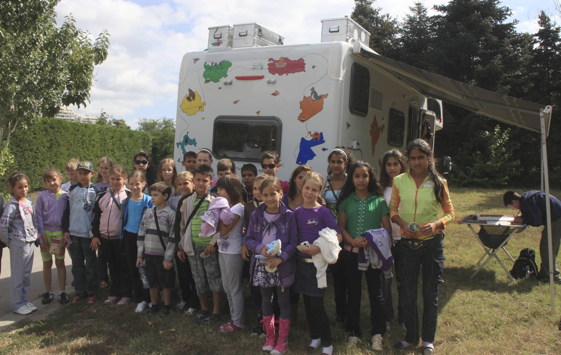 bulgarie rencontre voyage